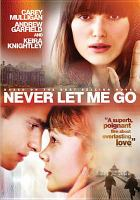 Cover image for Never let me go
