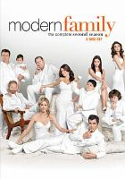 Cover image for Modern family the complete second season