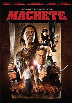 Cover image for Machete