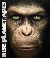 Cover image for Rise of the planet of the apes