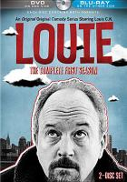 Cover image for Louie. The complete first season