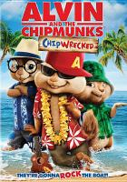 Cover image for Alvin and the Chipmunks Chipwrecked