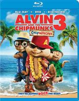Cover image for Alvin and the Chipmunks. Chipwrecked