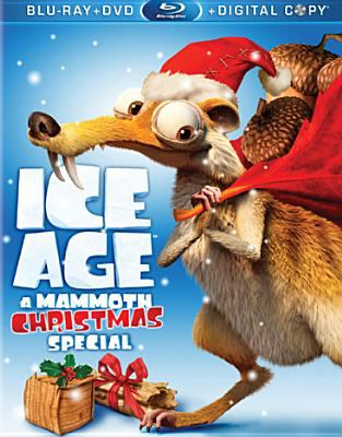 Cover image for Ice age A mammoth Christmas special