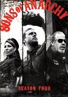 Cover image for Sons of anarchy Season four