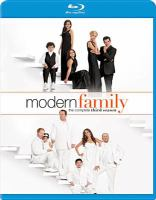 Cover image for Modern family The complete third season.