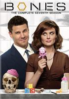Cover image for Bones The complete seventh season
