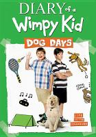 Cover image for Diary of a wimpy kid Dog days