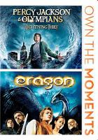 Cover image for Percy Jackson & the Olympians The lightning thief ; Eragon