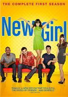 Cover image for New girl The complete first season
