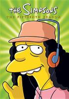 Cover image for The Simpsons The complete 15th season