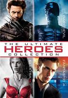 Cover image for The ultimate heroes collection
