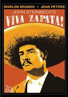 Cover image for Viva Zapata!