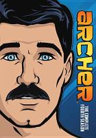 Cover image for Archer The complete season four