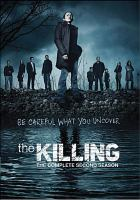 Cover image for The killing The complete second season