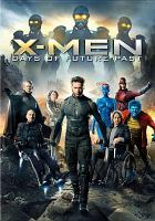 Cover image for X-Men Days of Future Past