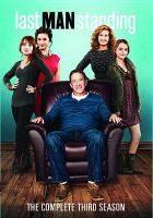 Cover image for Last man standing The complete third season