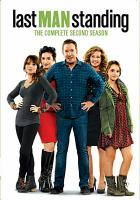 Cover image for Last man standing The complete second season.