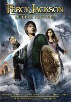 Cover image for Percy Jackson double feature