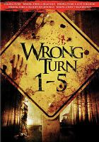 Cover image for Wrong turn