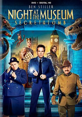 Cover image for Night at the museum Secret of the tomb