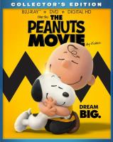 Cover image for The Peanuts movie