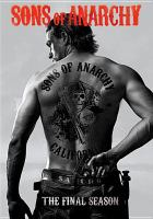 Cover image for Sons of Anarchy The final season