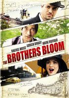 Cover image for The brothers Bloom