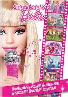 Imagen de portada para Sing along with Barbie