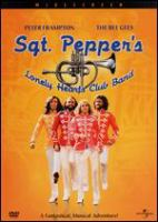 Cover image for Sgt. Pepper's Lonely Hearts Club Band