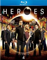 Cover image for Heroes Season 4