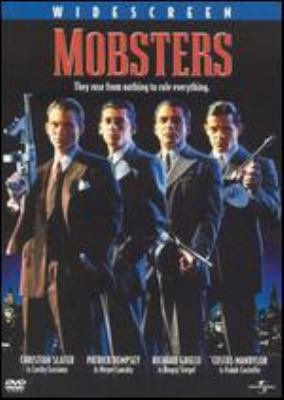 Cover image for Mobsters