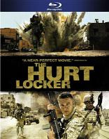 Cover image for The Hurt locker