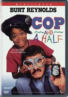 Cover image for Cop & 1/2.