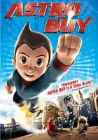 Cover image for Astro Boy