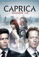 Cover image for Caprica. Season 1.0