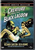 Cover image for Creature from the Black Lagoon