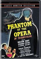 Imagen de portada para Phantom of the Opera