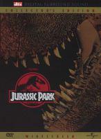 Imagen de portada para Jurassic Park