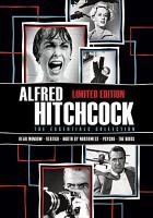 Cover image for Alfred Hitchcock the essentials collection