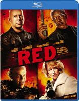Cover image for Red