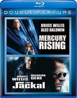 Cover image for Mercury rising  The jackal