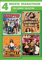 Imagen de portada para 4 movie marathon teen comedy collection