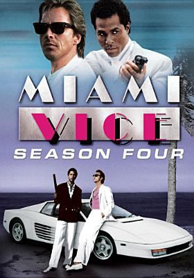Cover image for Miami vice. Season four