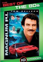 Cover image for Magnum P.I. the best of the 80s