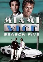 Cover image for Miami vice. Season five