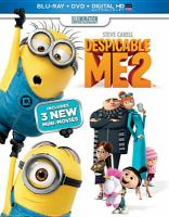 Cover image for Despicable me 2