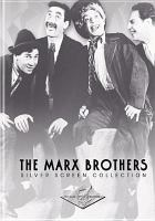 Cover image for The Marx Brothers. Silver screen collection