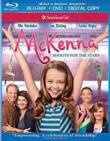 Cover image for American girl McKenna shoots for the stars