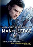 Cover image for Man on a ledge